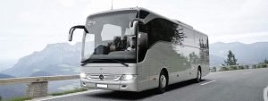 Large coach for private tours french riviera