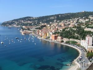 Visitar Niza en un dia y villefranche, su bahia y el pueblo lindo de la costa Azul, con su guia local