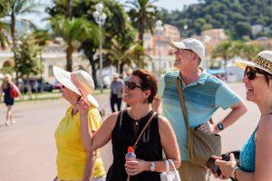 Cécile, professionnal tour guide