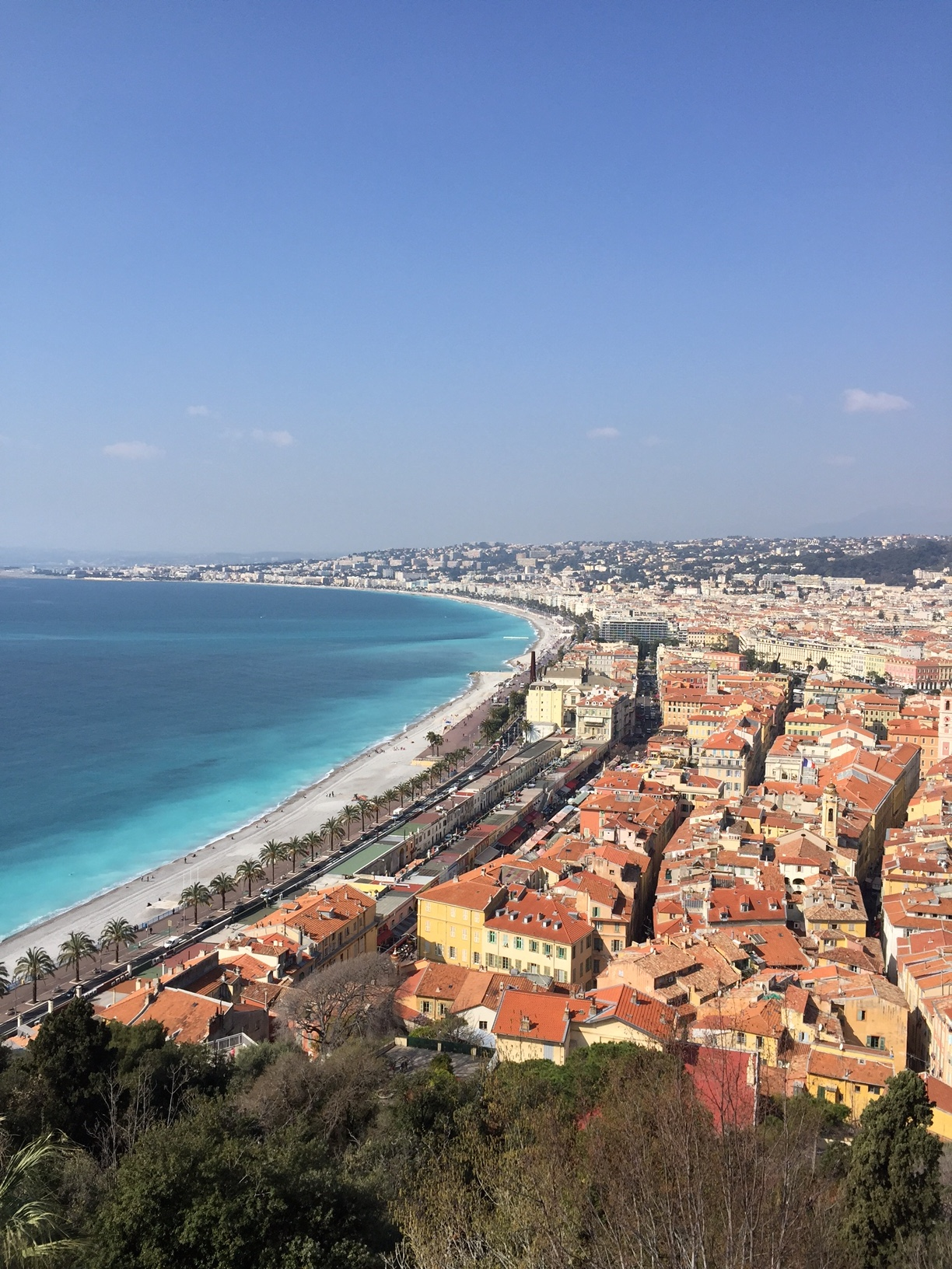 Tour guide Nice Old town nice and promenade des anglais