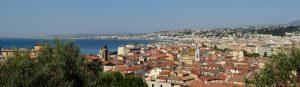 Niza, casco antiguo y su bahía