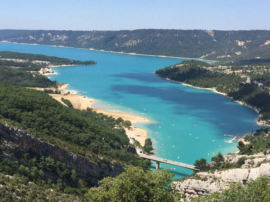 Gorges du verdon day tour
