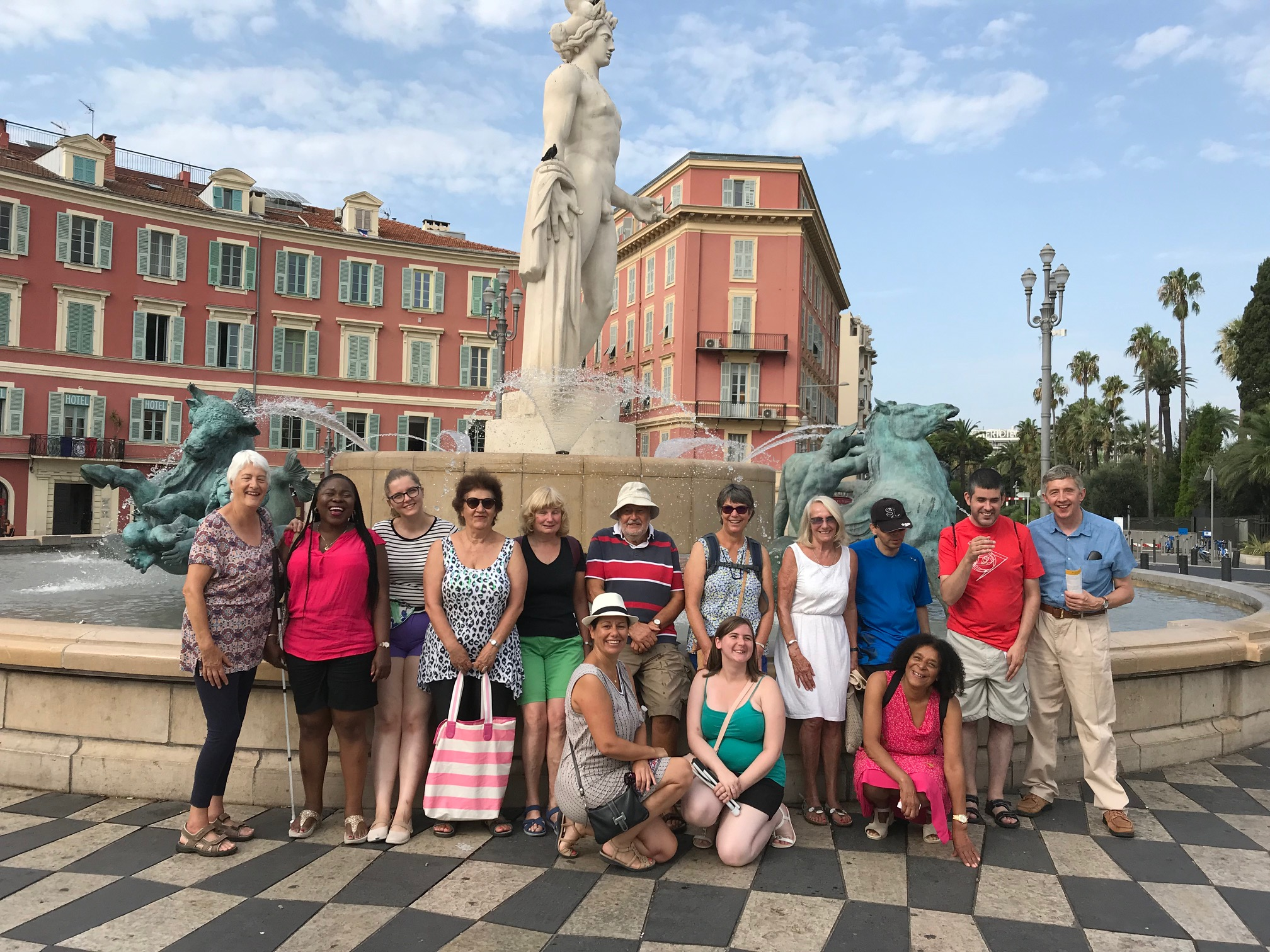 french riviera itinerary - Nice