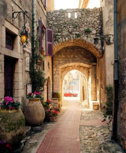 La Turbie village Private day tour with certified tour guide