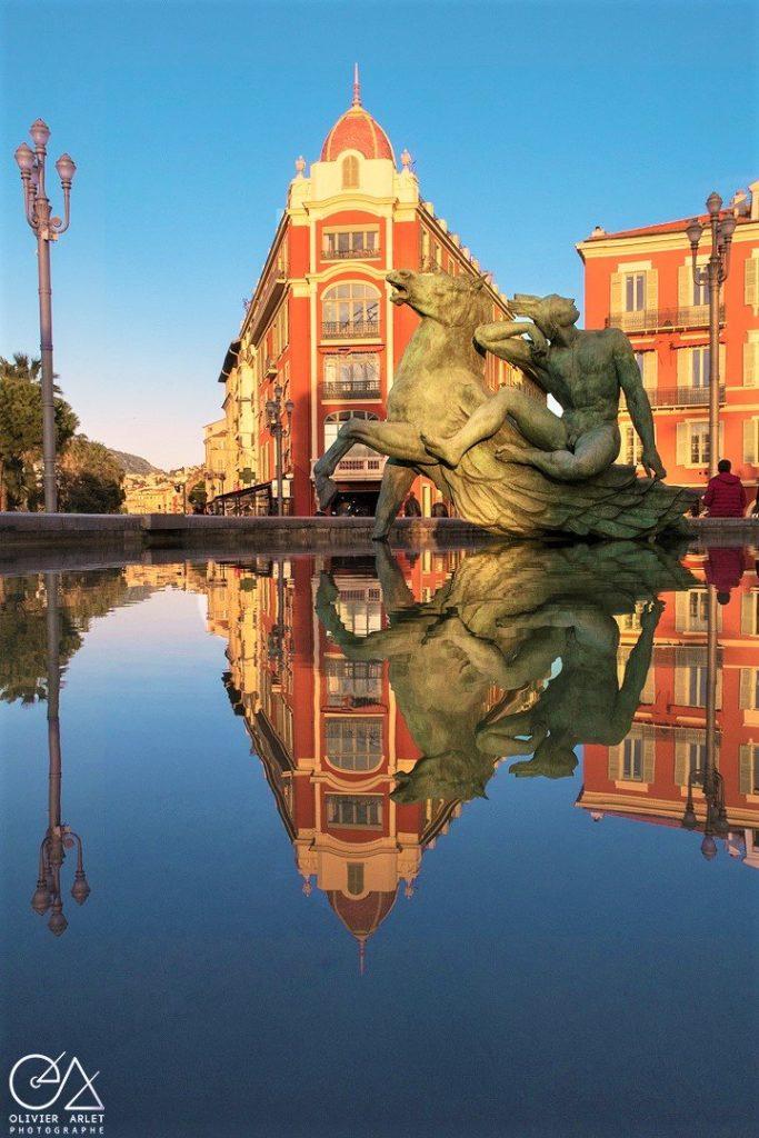 Niza visita con su guia art adn tours es la capital de la costa Azul y sus colores increibles