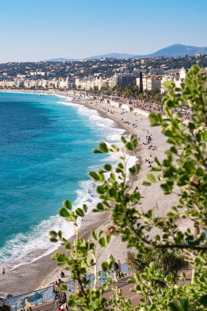 Promenade des anglais, Niza Costa Azul tour privado con Art and tours