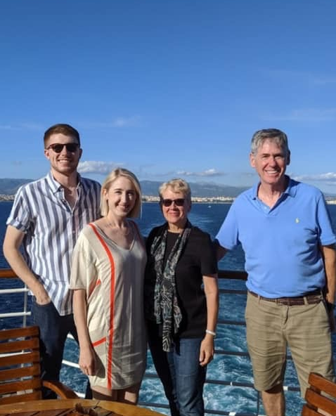 Visit with family and a private guide on the French riviera