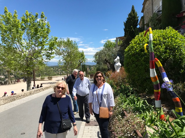 Private guided tour to Grasse with Art And Tours