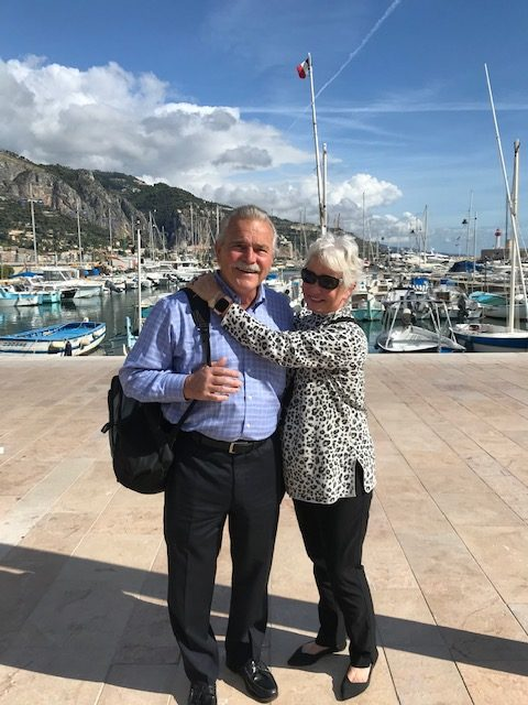 Visit with a private guide on the French riviera